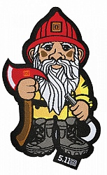 Патч FIREFIGHTER GNOME