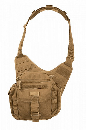 Сумка PUSH PACK (FLAT DARK EARTH (131))