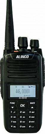 Радиостанция ALINCO DJ-MD40